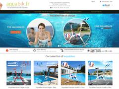 Détails : Spécialiste français de l'aquabike