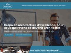 Détails : Archi Prep' : une formation pour renforcer votre candidature