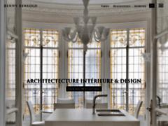 Détails : Architecte d'intérieur sérieux et compétent