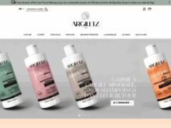 Détails : Argiletz : produits pour le corps à base d'argile