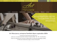Création du site Internet de ART Menuiserie (Entreprise de Menuisier à MIRABEAU )