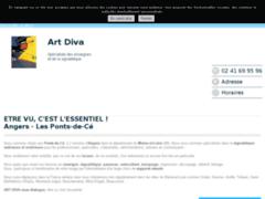 Détails : Art Diva Signalétique, Enseigne  Angers / Les Ponts De Cé