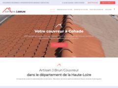 ARTISAN J.BRUN: Couvreur charpentier à COHADE