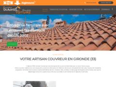 Artisan Dumas 33: Couvreur charpentier à PESSAC