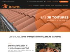 SAS JB Toitures: Couvreur charpentier à ANTIBES