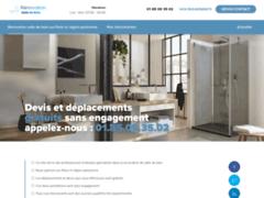 Détails : Renovation salle de bain
