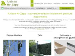 Création du site Internet de Noel Zepp (Entreprise de Entreprise générale à DRANCY )