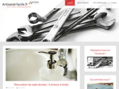 Détails : Artisanat-facile.fr, guide pour devenir un bon artisan