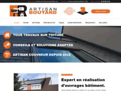 ARTISAN BOUTARD: Couvreur charpentier à LAON