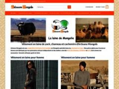 Détails : La boutique en ligne des Artisans Mongols