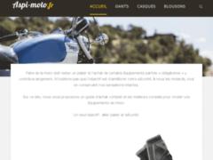 Détails :  Le guide des accessoires moto et tout pour votre sécurité