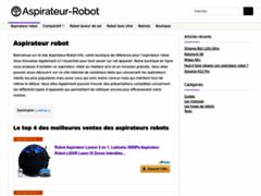 Détails : Guide pour acheter les aspirateurs robots
