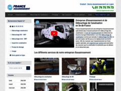Détails : entreprise France Assainissement