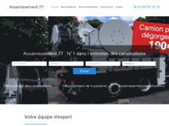 Détails : Equipe des plombiers professionnels