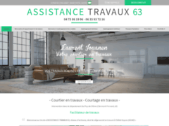 ASSISTANCE TRAVAUX: Courtier en travaux à CHATEL GUYON