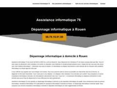Détails : Dépannage informatique à domicile Rouen