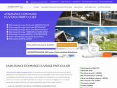 Détails : Devis gratuit de l'assurance dommage ouvrage particulier