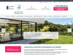 Détails : Menuisier aluminium dans le Var (Roquebrune-sur-Argens)