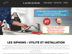 Détails : Plombier Service, meilleur service de plomberie