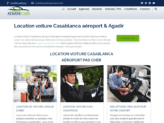 Détails : location Voiture Casablanca Aéroport  - location 4x4 Agadir