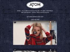 Détails : Magasin de vêtements Atom Montreux