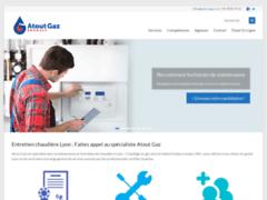 Atout Gaz Bouquet, société experte  en services d'entretien ou de maintenance de chaudière à gaz