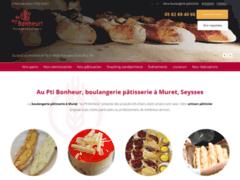 Détails : Au Pti Bonheur, boulangerie pâtisserie à Muret, Seysses