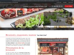 """Détails : boucherie """"Au Ptit Chef"""""""