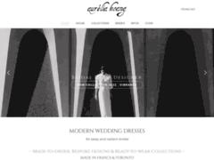 Détails : Aurélia Hoang Robes de mariée |