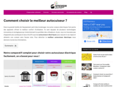 Détails : Autocuiseur électrique le site de cuisine