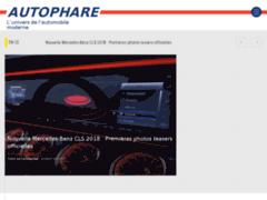 Détails : Autophare.com : Scoops, essais de voitures et guides auto