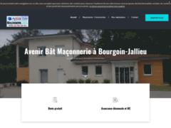 Avenir Bat Maconnerie: Maçon à BOURGOIN JALLIEU