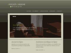 Détails : Avocat en ligne pour aide juridique en ligne