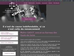 Avocat pénaliste à Nanterre - Droit pénal, droit de la famille