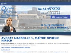 Détails : Avocat au Barreau de Marseille à votre service