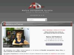 Avocat sur Metz en droit de la famille, divorce, droit du travail: Me Defranoux