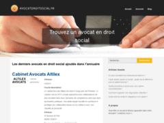 Détails : Importance du droit social