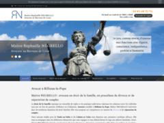 avocate en droit du travail Rillieux-la-Pape
