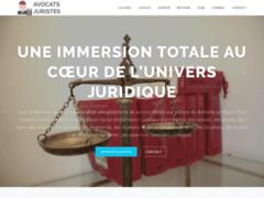 Détails : Les domaines d'interventions d'un avocats