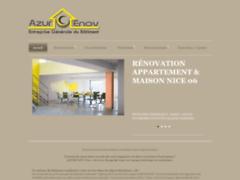 Azurenov 06, votre entreprise spécialisée en rénovation peinture