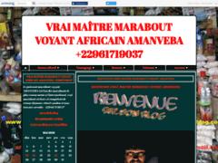 Détails : VRAI MAÎTRE MARABOUT VOYANT AFRICAIN AMANVEBA +22961719037