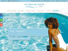 Détails : Bienvenue Aux Bains de Cluny