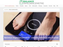 Détails : Choisir votre balance impédancemètre