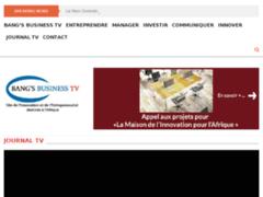 Bang's Business TV, l'actualité de l'économie africaine