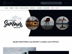 Détails : Barak 7, vos meubles industriels