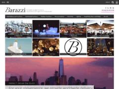 Bars lumineux et design Barazzi.com