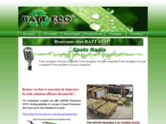Détails : BATT-ECO Martinique