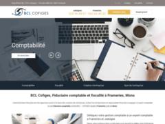 Détails : BCL Cofiges, Fiduciaire comptable et fiscalité à Frameries, Mons