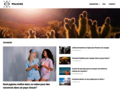 Détails : BD Palavas : plateforme web dédiée au bonheur de la famille
