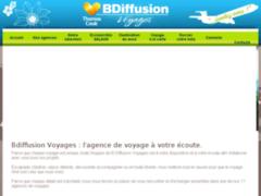 Détails : B-Diffusion Voyages, votre agence pour des séjours inoubliables